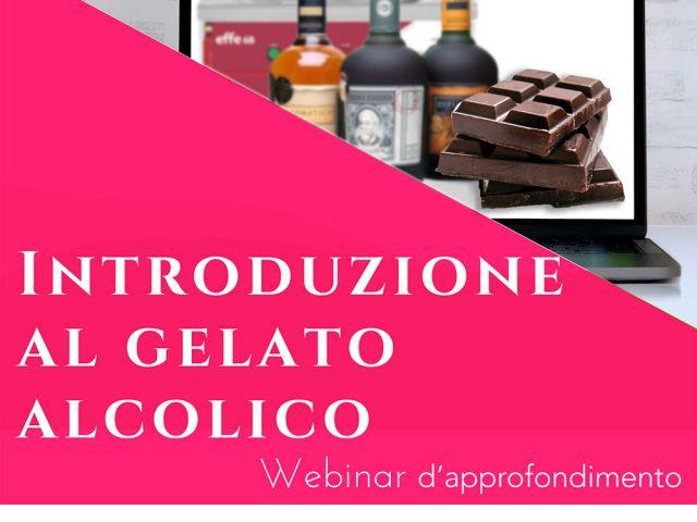 Il Gelato Alcolico - webinar
