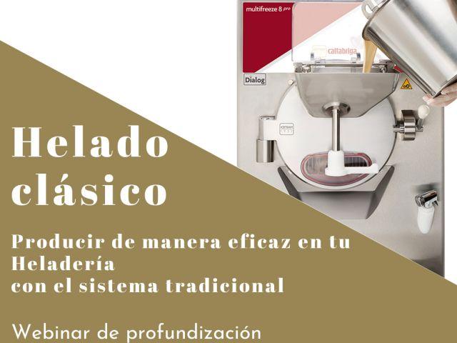 Helado clásico - webinar
