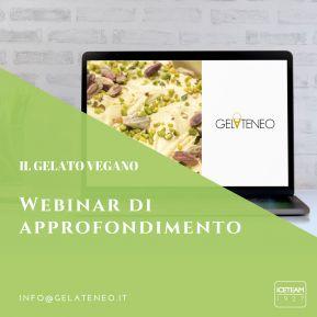 Il gelato vegano - webinar