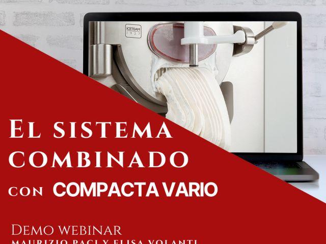 El sistema combinado con Compacta Vario - webinar