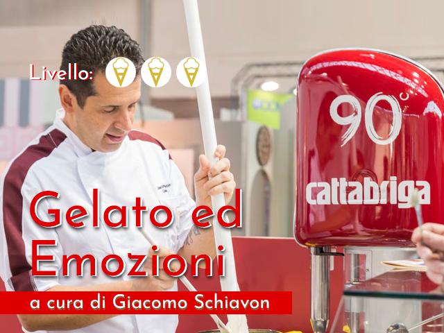 Gelato ed Emozioni Giacomo Schiavon