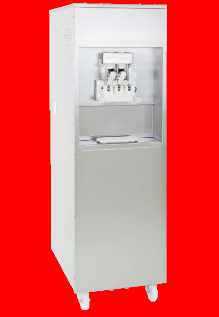 603 BIB reverse macchina da pavimento per gelato soft