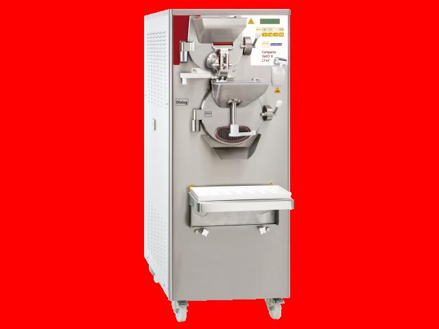 Compacta vario chef macchina combinata per gelateria e pasticceria